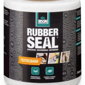 Bison Rubberseal textielband